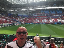 high hopes / Kazan / world cup / Germany vs Rep. Korea